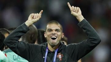 Пепе должен помочь сборной Португалии в матче с Францией