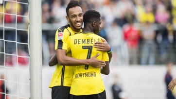 Дембеле забил в первом же матче за «Боруссию»
