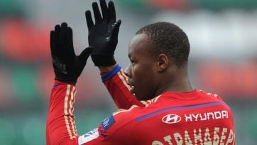 Страндберг в ближайшее время вернётся в ЦСКА
