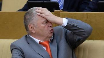 Жириновский: «В финале буду болеть за португальцев, они на нас не нападали»