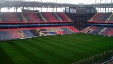 Официально: Строительство стадиона ПФК ЦСКА завершено