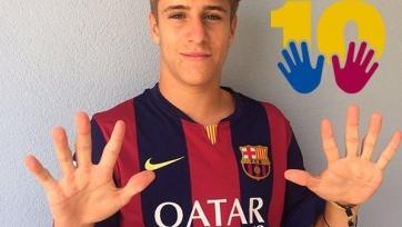 «Барселона» объявила кампанию в поддержку Месси