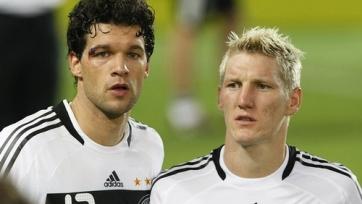 Баллак призывает Швайнштайгера уйти из немецкой сборной