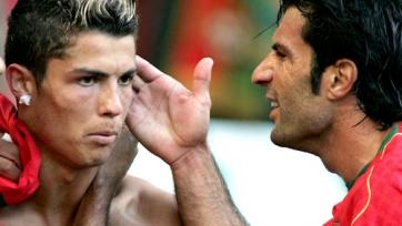 Фигу: «Не сомневаюсь в том, что Португалии по силам переиграть французов»