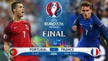 Португалия – Франция, онлайн-трансляция. Стартовые составы команд