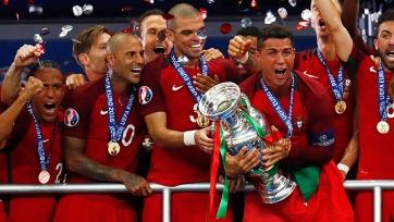 Сборная Португалии в овертайме забила французам и выиграла Чемпионат Европы