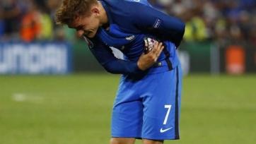 Антуан Гризманн: «Сражение за «Золотой мяч» закончилось»