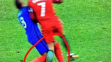 Димитри Пайе попал под огонь критики из-за травмы Роналду