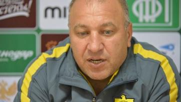 Халимбеков стал частью тренерского штаба «Амкара»