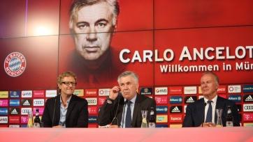 Анчелотти: «Я не собираюсь устраивать революцию в «Баварии»