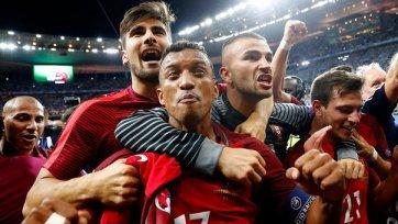 Португалии досталось 25,5 миллионов евро призовых
