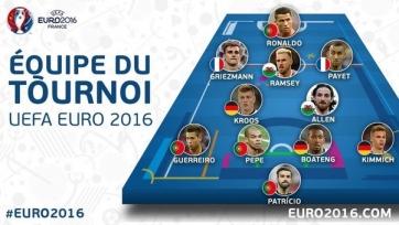 Составлена символическая сборная Евро-2016