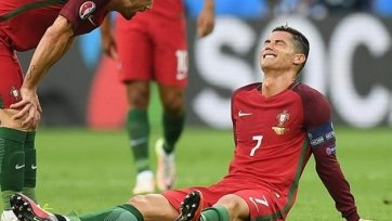 Роналду, скорее всего, пропустит Суперкубок УЕФА