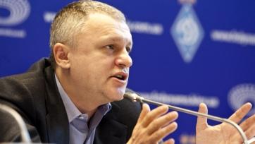 Суркис: «На данный момент на моём столе нет официального предложения по Драговичу»