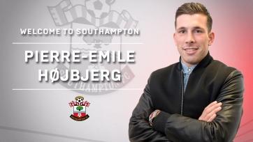 Официально: Хёйбьерг стал футболистом «Саутгемптона»
