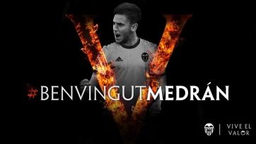 Полузащитник мадридского «Реала» подписал четырёхлетний контракт с «Валенсией»