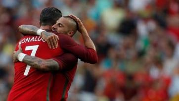 Рикардо Куарежма: «Роналду для меня – самый уважаемый игрок»