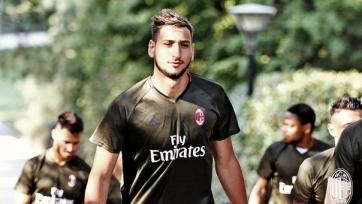 Доннарумма может продлить контракт с «Миланом»