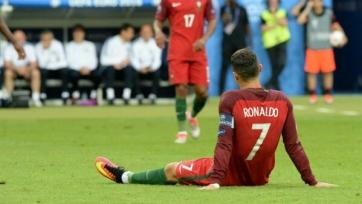 Официально: Роналду не сыграет в матче за Суперкубок Европы