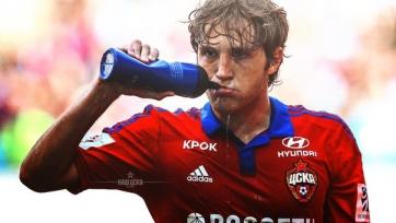 Фернандес: «У меня не пропало желание играть за сборную России»