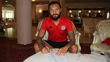 Официально: «Амкар» подписал хорватского нападающего