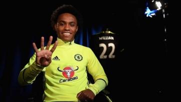 Виллиан: «Счастлив заключить новый договор с «Челси»