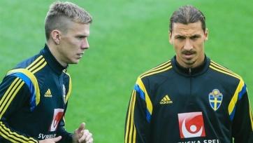 Официально: Вернблум завершил карьеру в сборной Швеции
