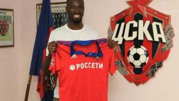 Официально: Ласина Траоре стал игроком ЦСКА