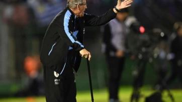 Оскар Табарес заболел редкой болезнью и может оставить пост наставника уругвайской сборной
