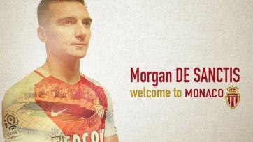 Морган Де Санктис стал футболистом «Монако»