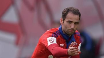 ЦСКА сообщил о том, что Широков и Оланаре покинули команду