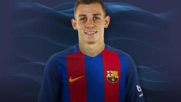 «Барселона» подтвердила приобретение Люки Диня