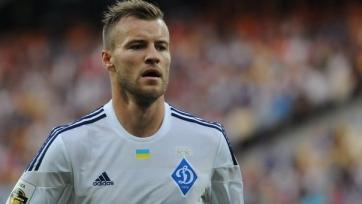 Ребров: «Если Ярмоленко предельно мотивирован, то я только за, чтобы он играл за «Динамо»