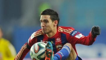 Миланов следующий сезон проведёт в ЦСКА