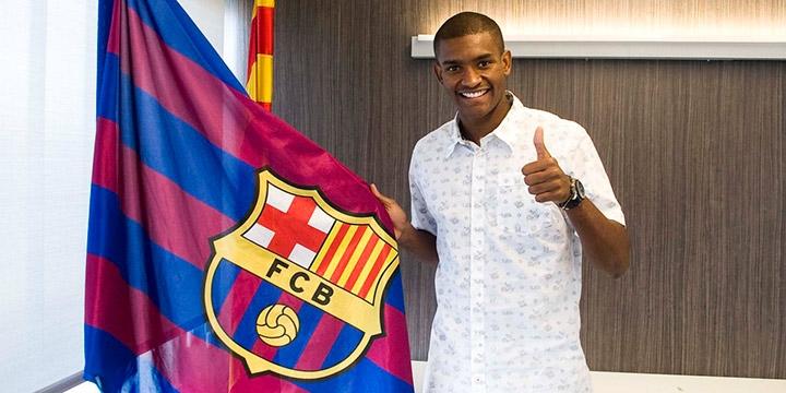 Youngstars. Марлон – новобранец «Барселоны»