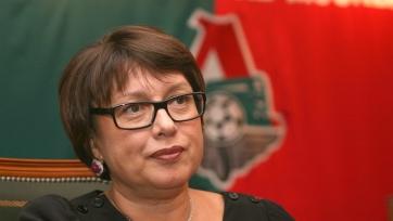 Источник: В «Локомотиве» решили уволить Смородскую