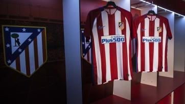 «Атлетико» представил домашний комплект формы