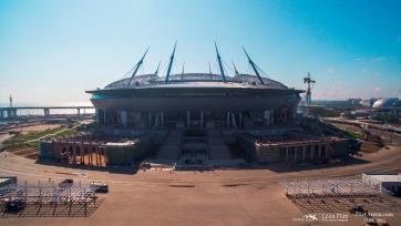 Администрация Санкт-Петербурга разорвала договор с генподрядчиком строительства «Крестовского»