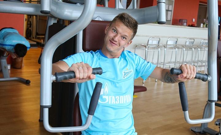 Алексей Андрианов: «Луческу облегчённо вздохнул, узнав о продаже Халка»