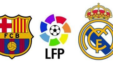 «Барса» и «Реал» сразятся третьего декабря, а затем 23-го апреля