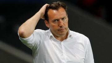 Вильмотс больше не является наставником сборной Бельгии
