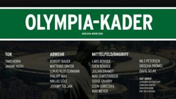 Немцы определились с заявкой на Олимпийские игры в Бразилии