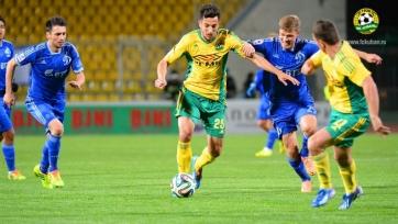 Манолев продолжит карьеру в «Томи»