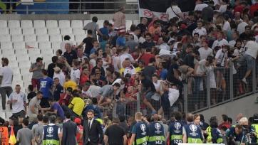 Пятьдесят фанатов футбола пополнили «чёрный список» Министерства Внутренних дел