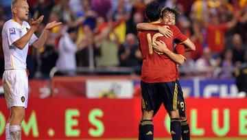 Сборные Бельгии и Испании проведут товарищеский матч первого сентября