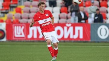 Пуцко: «Хочу закрепиться в составе «Спартака» и выступать в РФПЛ»
