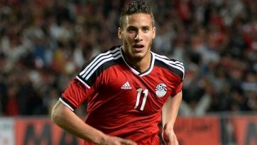 «Сток Сити» подписывает форварда сборной Египта