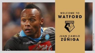 Официально: Суньига перешёл в «Уотфорд»