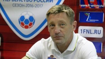 «Енисей» расписал мировую с московским «Динамо»