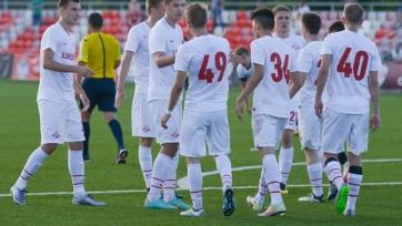 «Спартак-2» одолел «Мордовию», «Кубань» сыграла вничью с «Лучом» и другие результаты второго тура ФНЛ